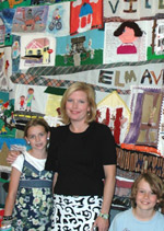 TERRACE PARK ELEMENTARY UNVEILS STUDENT MURAL AT ANNUAL ART SHOW